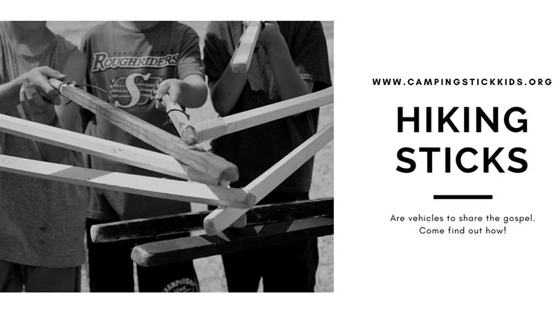 Hiking Sticks Camp